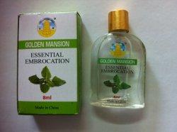 Embrocation essenciais 8 ml