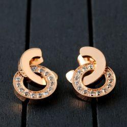 Mode Bijoux Bijoux en acier inoxydable Earrings (HDX1103)