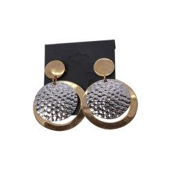 مجوهرات أزياء ذهبية تحرّط مع سحر دائري