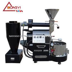 3kg de grãos de café de ustulação GPL ou GN aquecimento a elevada eficiência