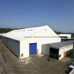 Alta Qualidade Industrial prefabricados Estrutura de aço derramado / Building