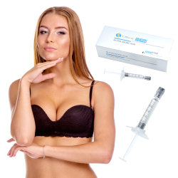 セリウムApprove Gel Injection Dermal Fillerbuttock/Breast/Penis/Body Parts 10ml Hyaluronic Acid