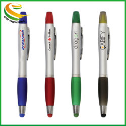 Zweiseitiger, Umweltfreundlicher Kugelschreiber Mit Hervorhebung