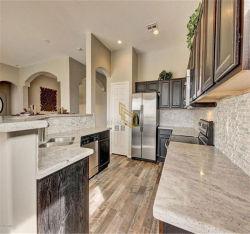 Blanc/gris/noir/rouge/rose/beige Comptoir de cuisine en granit/PLANCHER/Tile/du mur de cuisine