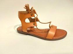 Ashion Verão Chinelos Salto Alto Senhoras Senhora sapatos e sandálias