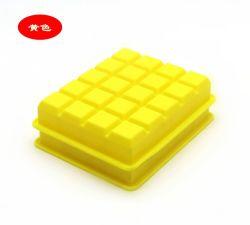 Kundenspezifisches Kugel-Form-Silikon-Eis-Würfel-Tellersegment