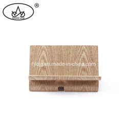 범용 윌로우 우드 대나무 목나무 목재나무 목재장식 테이블 탑 폰 홀더