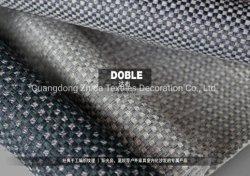 Accueil textiles Décoratifs style moderne polyester Upholstery chaise tissu Tela Decorativa Interior Tissu de Dé Coration Inté Rieure