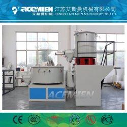Высокое качество пластиковых ПВХ порошок высокой скорости электродвигателя смешения воздушных потоков
