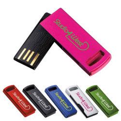 昇進のギフトのための小型金属USBのフラッシュ駆動機構