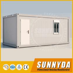 Pequenas Prefab modular de aço temporária Portaria (SU-C108)
