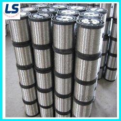 0.10mm de alambre de acero inoxidable para el propósito eléctrico