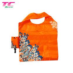 Дружественность к окружающей среде красочные пакеты сжатия новых рекламных полиэстер сумку для складывания крыльев