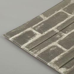 품질이 좋은 인조 인조 인조 대리석 PVC Stone Wall Panel for 욕실 벽 커버