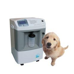 Venta caliente 8 lpm veterinaria Perros Gatos animales generador de oxígeno