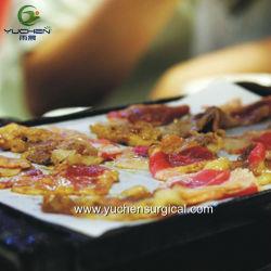 La mejor calidad de venta de alimentos MG Sandwich Blanco el papel del embalaje