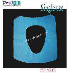 La salud de atención sanitaria/hotel/Hospital/SPA/salon desechables de papel tisú/Plástico wc la almohadilla del asiento