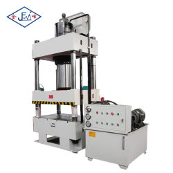 Processing Metal Productsの4 Column Hydraulic Presses Double Action Deep Drawing Hydraulic Press Used