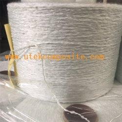 Tex 1200 anudadas con hilados de fibra de vidrio texturizada