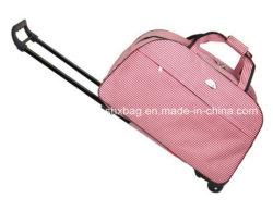 Chariot de rouler à roues en nylon Duffle Bag cas de bagages