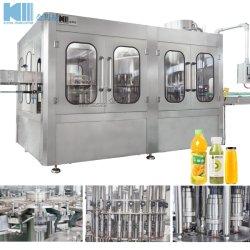 A produção de engarrafamento do sumo Preço de Linha Completa /Engarrafamento Vitamina máquina de bebidas/bebidas aromatizadas de garrafa pet