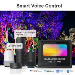 RGB верхней части новых продуктов, для использования вне помещений светодиодные лампы с Bluetooth