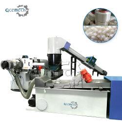 두 배 ABS/PS 물 반지 광석 세공자를 재생하는 단계 PP PE BOPP 플라스틱 낭비 필름에 의하여 길쌈되는 부대