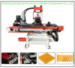 معدات تجميع وكتابة لوحات الفولاذ الهيدروليكية CNC