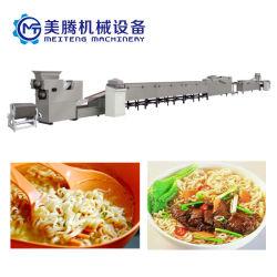 Máquina de macarrão instantâneo fritadeira contínuo da linha de produção