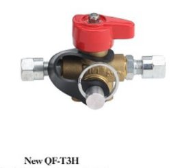 Cilindro de GNC - Válvula Válvula GNC - Válvulas do Cilindro para veículo (QF-T3H)