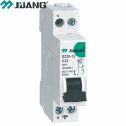 Dz30-32/2PC Dpn Serien-Minisicherung MCB mit IEC60898-1