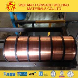 Er70s-6 blindado de Gas Cable de soldadura soldadura sg2 Producto con ISO9001