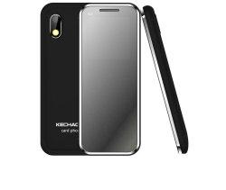 Nueva llegada de 1,44 pulgadas Super Mini Teléfono móvil GSM
