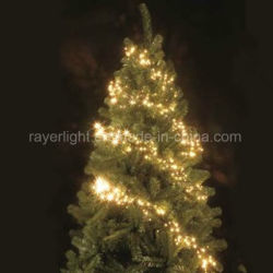 La decoración de jardín de hadas de la noche la escalera de las luces de iluminación estacional Decoraciones