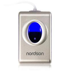 512 dpi Pixels Biometria Leitor de Impressões Digitais de Controle de Acesso com USB