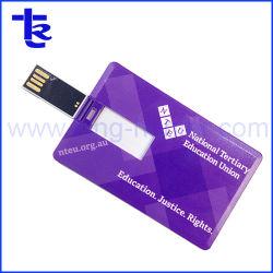 Кредитная карта флэш-памяти USB Memory Stick™ привод для свадебного бизнеса
