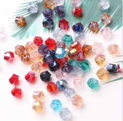 48 de la máquina de torsión de la Facet polaco de cristal para bisuteria haciendo bricolaje Joyería Accesorios