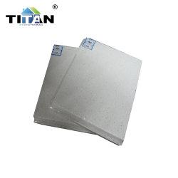 60X60 dalle de plafond acoustique fibre minérale