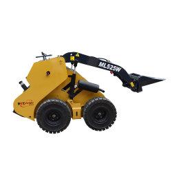Multiuso Industrial Mini carregadora de direção deslizante Preço da escavadeira