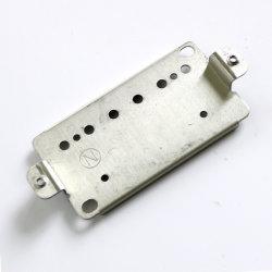 3-48取り付け穴型のニッケル銀のHumbuckerのギターの積み込みのベースプレート