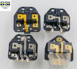 Bs Approval UK Plug Insert UK 13A Lsoh (خالي من الهالوجين الخالي من الدخان المنخفض)