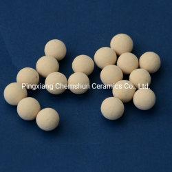 15-22% de Inerte Ceramische Ballen van het oxyde als Ondersteunend Materiaal van de Carrier van de Katalysator