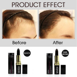 New Natural Healthy Fast Quick Easy to Wear Temporary Hair Blacken Dye Stick