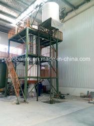 De verticale Ononderbroken Machine van het Schuim voor het Ronde Schuim van het Blok