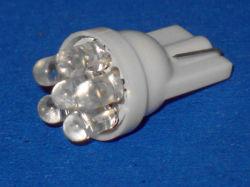 Авто светодиодный светильник (T10-WG-6LED-W)