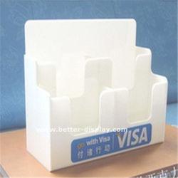 Houder van de Creditcard van de douane de Acryl