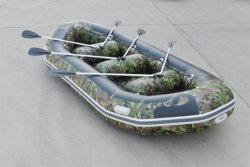 Barco de pesca de goma del barco de deriva