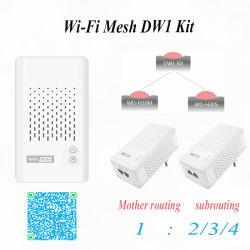 Беспроводной ячеистой DW1 комплекта усилителя в Интернет для дома
