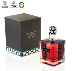 Luxury Cologne Paper Packaging Gift Box