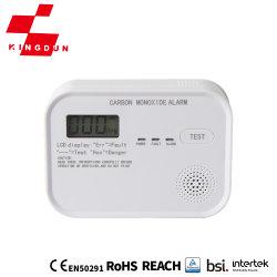 En50291: 2018 BSI Certified Co-alarmbatterij met draadloos brandalarmsysteem